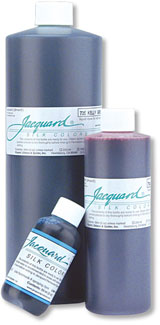 Green Label Jacquard Silk Dyes for silk painting