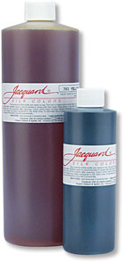Red Label Jacquard Silk Dyes for silk painting