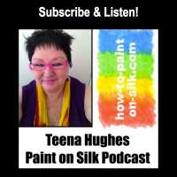 Listen to how to paint on silk podcasts