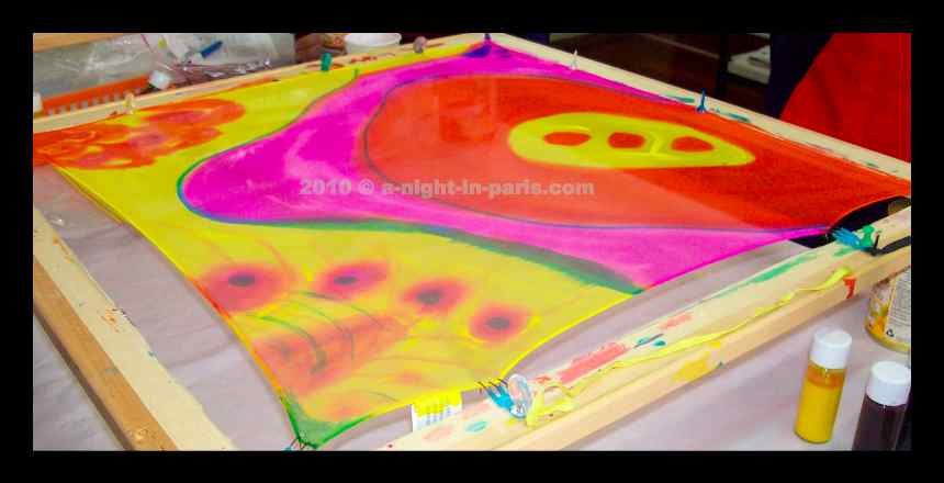 how-to-paint-on-silk-student-wild-shapes